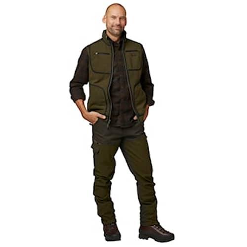 Chevalier Pixel Camo Reversible WB Vest Pixel Green XL