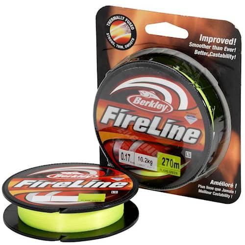 FireLine 0,25 mm 110 m Flame Green