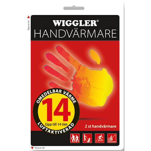 Wiggler Handvärmare 2-pack