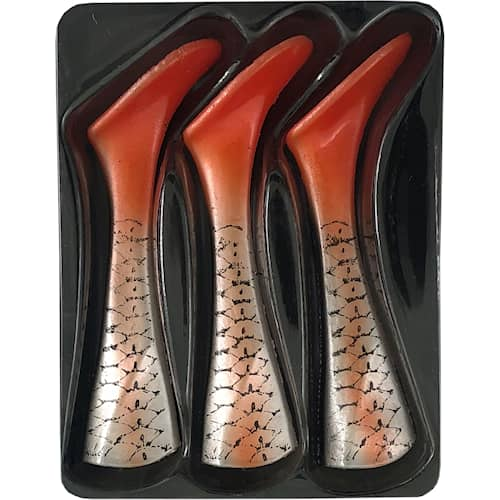 Headbanger Shad 22 cm Replacement Tails Roach 3-pack