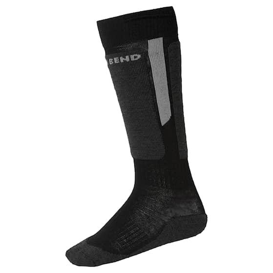 North Bend Exowool Ski Sock