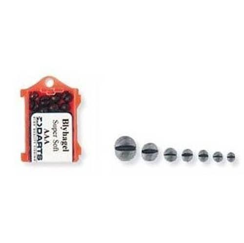 Darts Blyhagel #AAA 0,80 g Ca 25 g