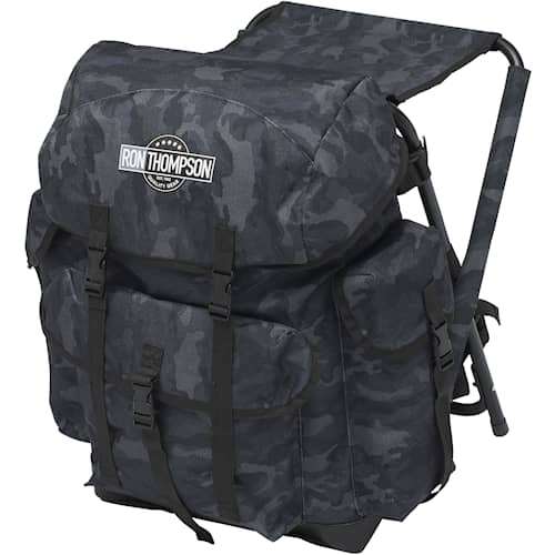 RT Camo Backpack Chair 34x30x46 cm