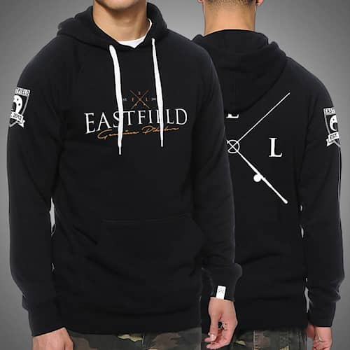Eastfield Regular Hoodie Black M