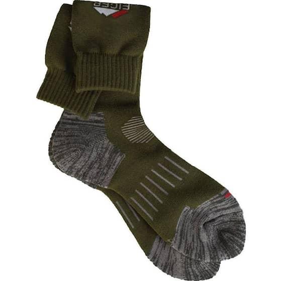 Eiger ProFit Sock Olive Green
