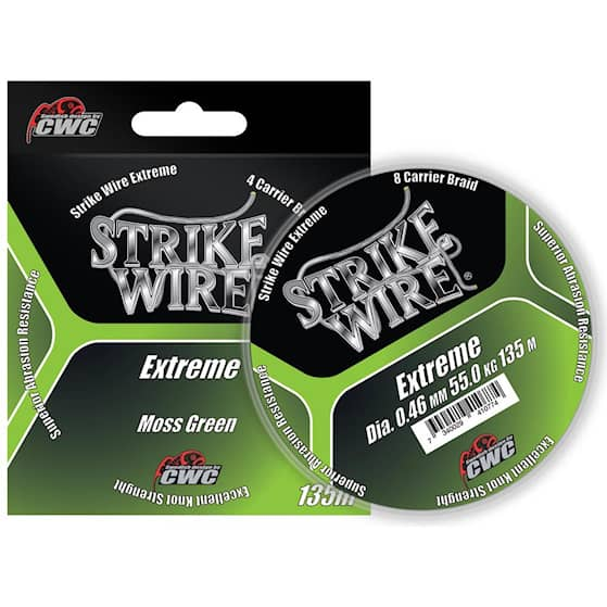 Strike Wire Extreme 0,10 mm Fiskelina