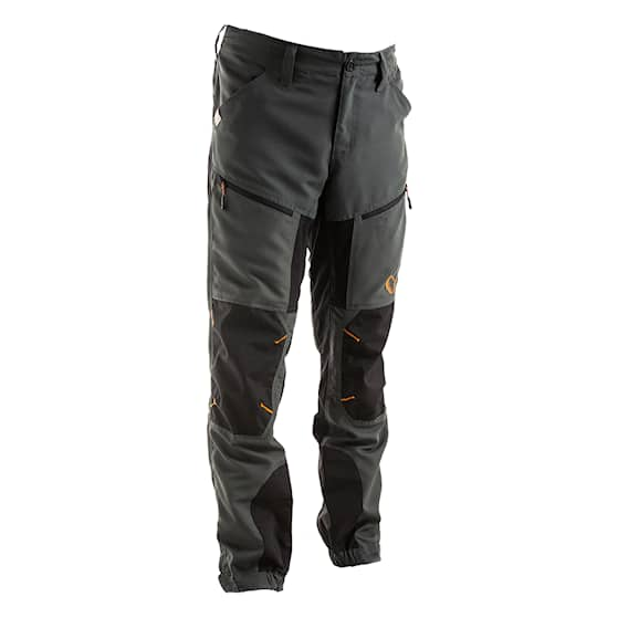 SG Simply Savage Grey Trousers