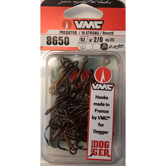 VMC 8650BZ #2/0