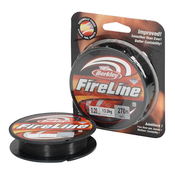 FireLine 0,15 mm 270 m Smoke Fiskelina