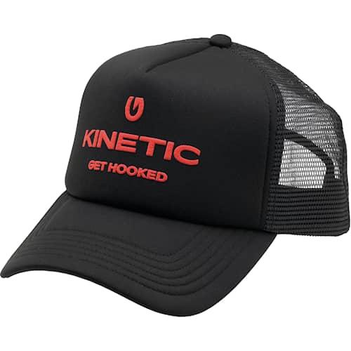 Kinetic Logo Cap Black/Red