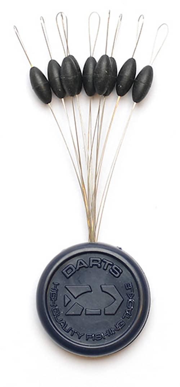 Darts Flötesstopp Medium 9-pack
