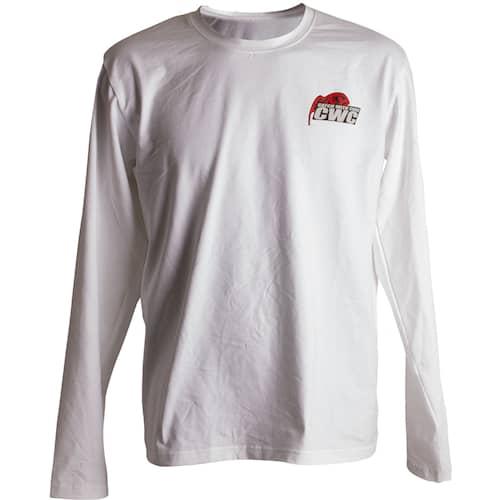 CWC T-shirt Long Sleeve White