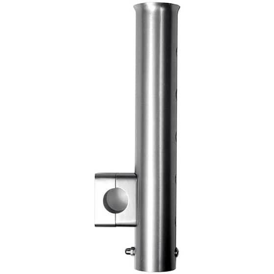 Wiggler Spöhållare aluminium Silver