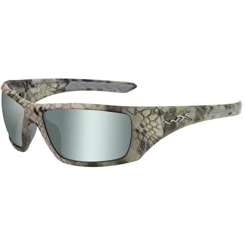 Wiley X Nash Green Platinum Lens