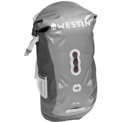 Westin W6 Roll-Top Backpack 40L Silver/Grey