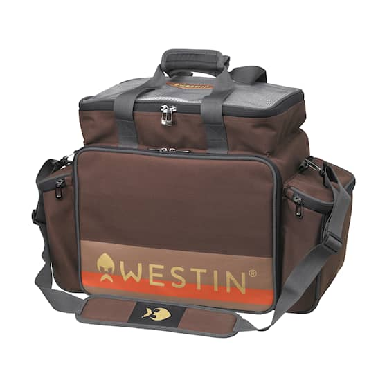 Westin W3 Vertical Master Bag Grizzly Brown Black