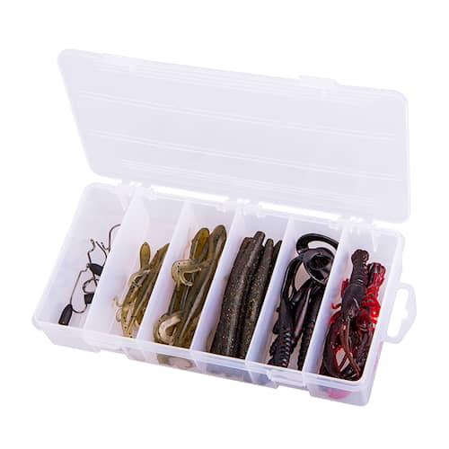 SG Black Bass Pro Pack Kit 33 delar