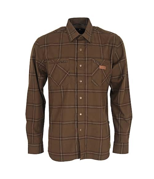 Woodline Skjorta Basset M