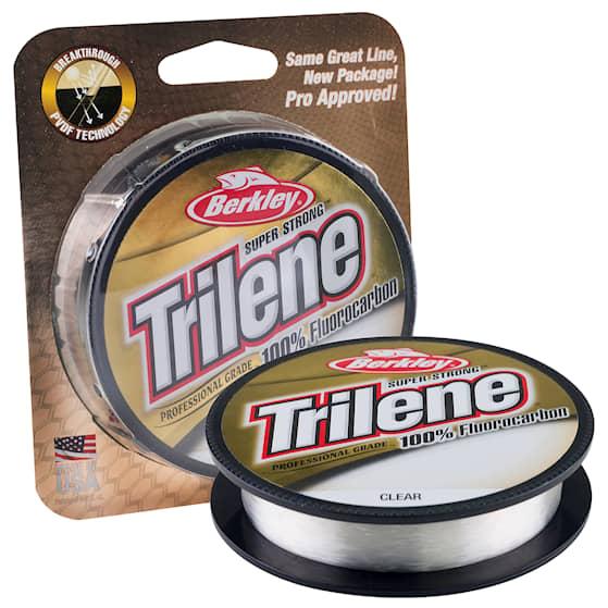 Trilene 100% Fluorocarbon 0,35 mm Fiskelina