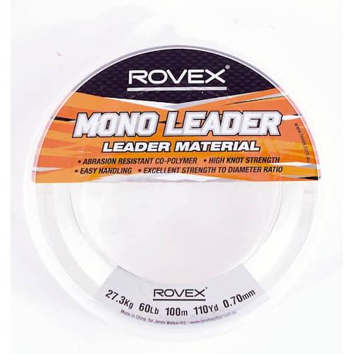 Rovex Mono Leader 0,70 mm 100 m Clear