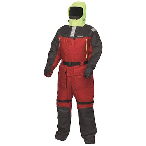Kinetic Guardian Flotation Suit S Red/Stormy - S