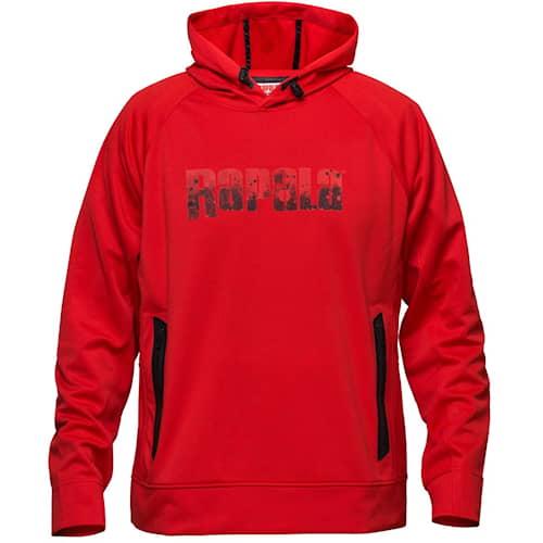Rapala Hoodie Splash Red