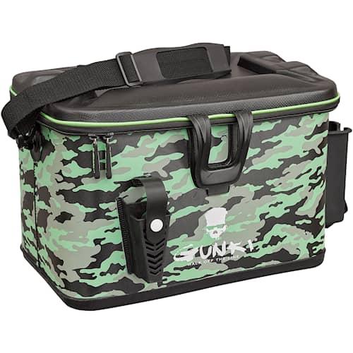 Gunki Safe Bag Edge 40 Hard Camo 40x26x26 cm