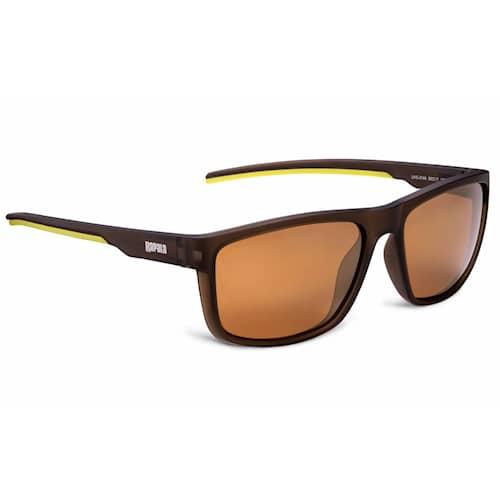 Rapala VisionGear Key Lime UVG-314A Brown Lens
