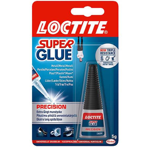 Snabblim Loctite Flaska 5Gr