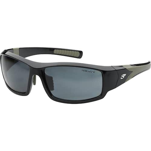 Scierra Wrap Around Sunglasses Grey lens