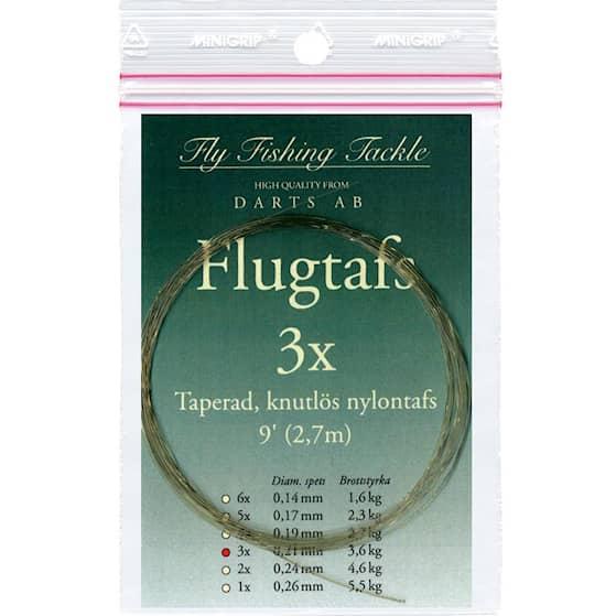 Darts Flugtafs 9' 1X